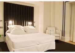 蝴蝶酒店 - 马拉加 - 睡房