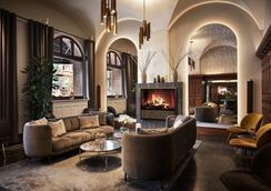 奥斯库特公寓式酒店 - 哥本哈根 - 休息厅