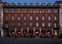 奥斯库特公寓式酒店 - 哥本哈根 - 建筑