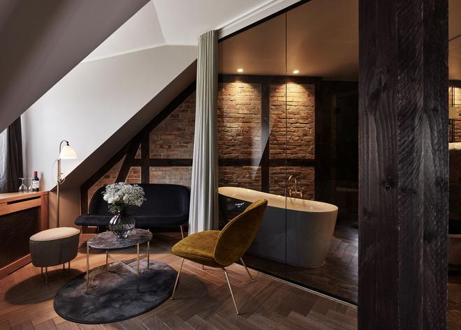 奥斯库特公寓式酒店 - 哥本哈根 - 浴室