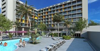 轮廓 Spa 阿夸酒店 - 仅供成人入住 - 滨海马尔格拉特 - 建筑