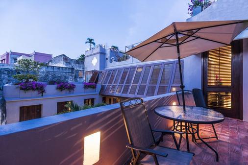 阿南达精品酒店 - 宇宙酒店集团 - Cartagena - 阳台