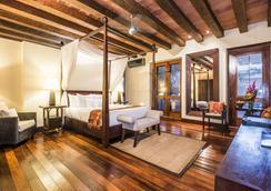 阿南达精品酒店 - 宇宙酒店集团 - Cartagena - 睡房