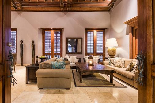 阿南达精品酒店 - 宇宙酒店集团 - Cartagena - 客厅