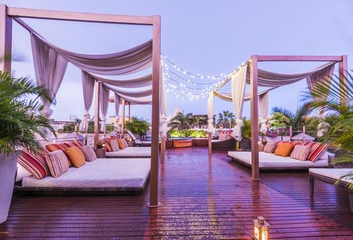 阿南达精品酒店 - 宇宙酒店集团 - Cartagena - 露台