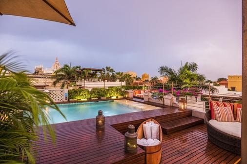阿南达精品酒店 - 宇宙酒店集团 - Cartagena - 游泳池