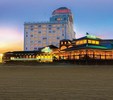 大西洋城赌场度假酒店 - 大西洋城 - 建筑