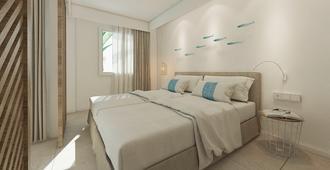 卡瑞玛海滩梅诺卡酒店 - 休达德亚 - 睡房