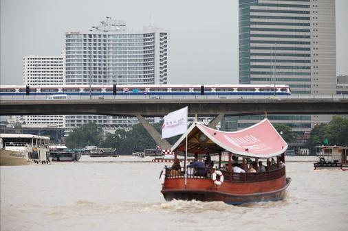 曼谷湄南岸华美达酒店 - 曼谷