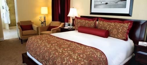 劳伯格卡梅尔瑞莱堡酒店 - 卡梅尔海 - 睡房