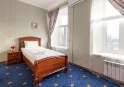 莫斯科莫克豪发亚威力酒店 - 莫斯科 - 睡房