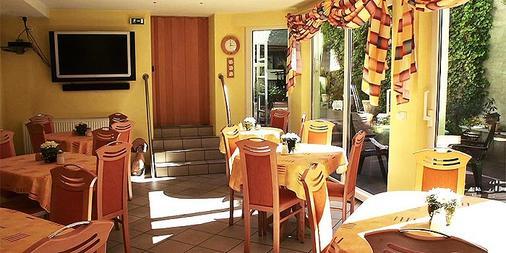 佩阿尔特斯塔德特酒店 - 施特拉尔松 - 餐厅