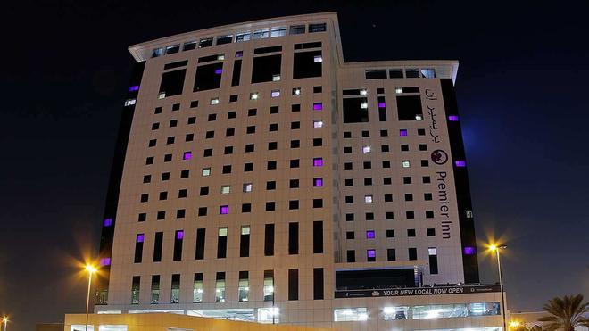 迪拜伊本白图泰购物中心普瑞米尔酒店 - 迪拜 - 建筑