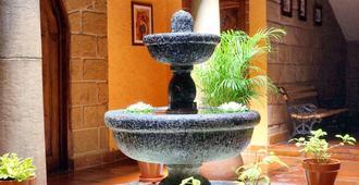 墨西哥套房卡萨阿祖尔住宿加早餐旅馆 - 墨西哥城 - 户外景观