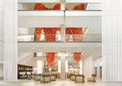 巴塞罗那希尔顿酒店 - 巴塞罗那 - 大厅