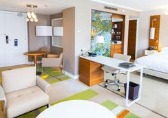 巴塞罗那希尔顿酒店 - 巴塞罗那 - 睡房