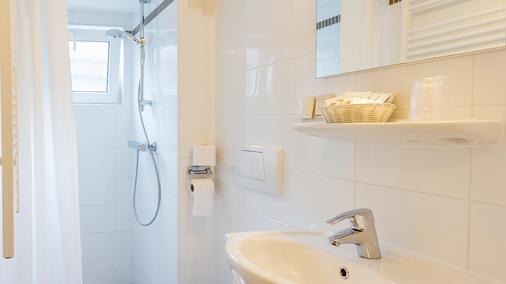 阿姆斯特丹T酒店 - 阿姆斯特丹 - 浴室