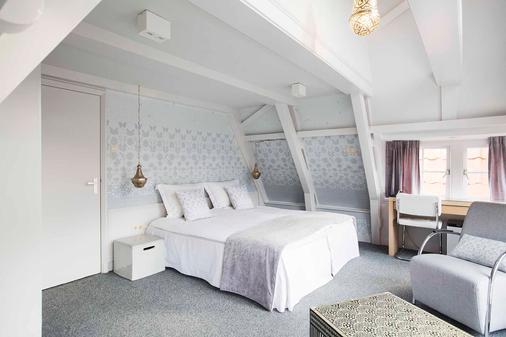 阿姆斯特丹T酒店 - 阿姆斯特丹 - 睡房