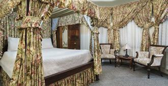 旧金山诺布山酒店 - 旧金山 - 睡房