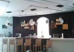 阿尔梅里亚大教堂酒店 - 阿尔梅利亚 - 餐馆