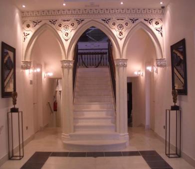 阿尔梅里亚大教堂酒店 - 阿尔梅利亚 - 门厅
