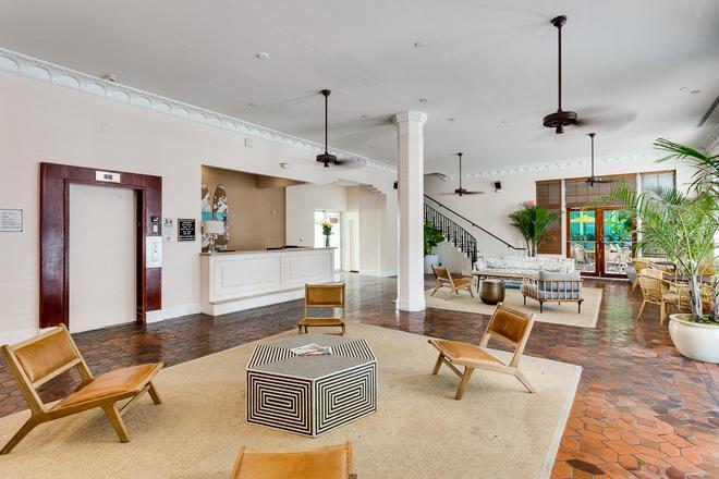 克林顿酒店南海滩 - 迈阿密海滩 - 大厅