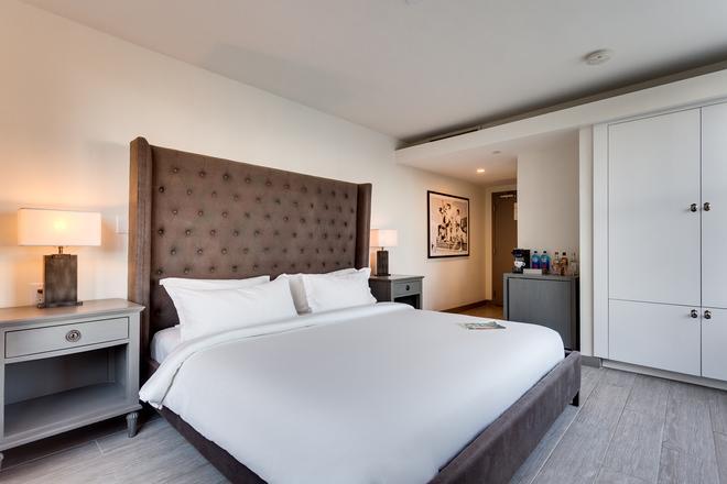 克林顿酒店南海滩 - 迈阿密海滩 - 睡房