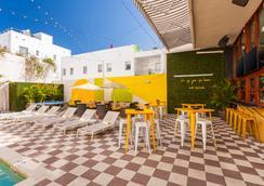 克林顿酒店南海滩 - 迈阿密海滩 - 餐馆