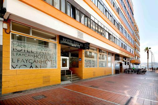 法坎酒店 - 大加那利岛拉斯帕尔马斯 - 建筑