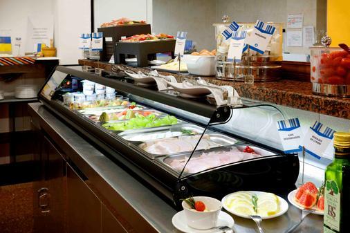 法坎酒店 - 大加那利岛拉斯帕尔马斯 - 自助餐