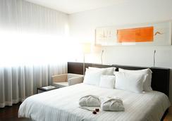 里斯本vip水疗大酒店 - 里斯本 - 睡房