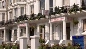 肯辛顿套房酒店 - 伦敦 - 建筑