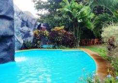 Hotel Cabanas La Teca - Liberia - 游泳池