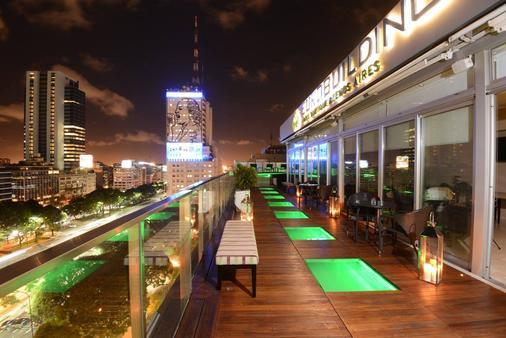 布宜诺斯艾利斯欧洲建筑精品酒店 - 布宜诺斯艾利斯 - 露天屋顶