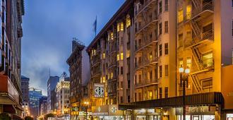 汉德利联合广场酒店 - 旧金山 - 建筑