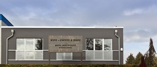 咖啡葡萄酒全套房酒店 - 汉堡 - 建筑