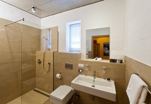 咖啡葡萄酒全套房酒店 - 汉堡 - 浴室