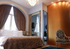 普特查瑞德雷酒店 - 里斯本 - 睡房