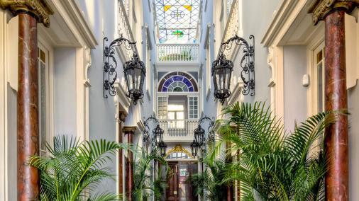 普特查瑞德雷酒店 - 里斯本 - 大厅