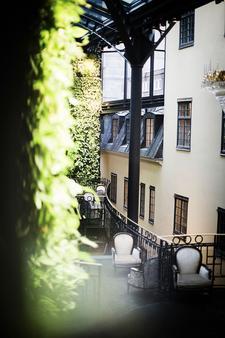 空斯特拉德花园酒店 - 斯德哥尔摩 - 阳台