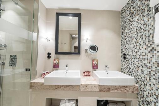 空斯特拉德花园酒店 - 斯德哥尔摩 - 浴室