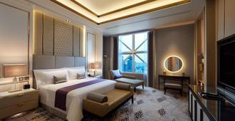 曼谷苏坤喜来登豪华精选大酒店 - 曼谷 - 睡房