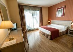 日光中心酒店 - 巴塞罗那 - 睡房