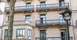 日光中心酒店 - 巴塞罗那 - 建筑