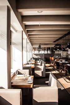 阿姆斯特丹市中心阿波罗华美达酒店 - 阿姆斯特丹 - 餐馆
