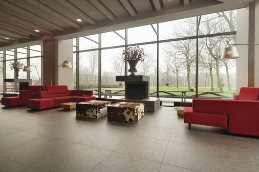 阿姆斯特丹市中心阿波罗华美达酒店 - 阿姆斯特丹 - 大厅