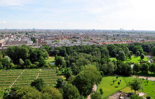 阿姆斯特丹市中心阿波罗华美达酒店 - 阿姆斯特丹 - 户外景观
