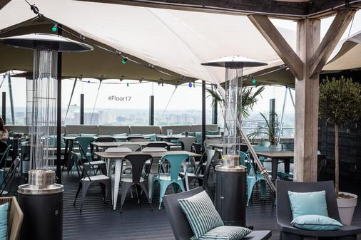 阿姆斯特丹市中心阿波罗华美达酒店 - 阿姆斯特丹 - 露天屋顶