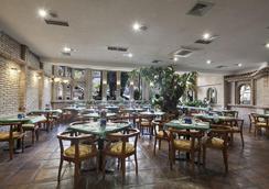 阿尔卡萨最佳酒店 - Almuñecar - 餐馆