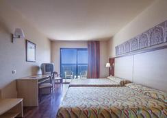 阿尔卡萨最佳酒店 - Almuñecar - 睡房